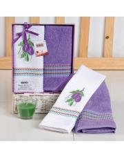 Komplet ręczników kuchennych PIXI - 50 x 70 cm w sklepie Dedekor.pl