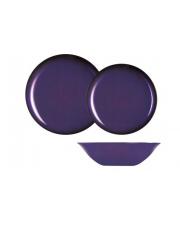 ARTY Purple Serwis obiadowy 18 cz. w sklepie Dedekor.pl