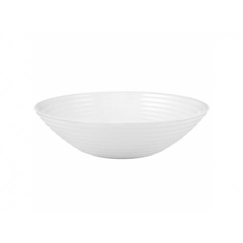 Salaterka Harena 16 biała w sklepie Dedekor.pl