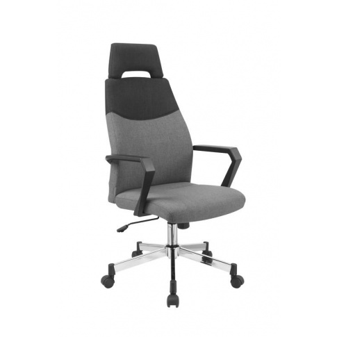 Wysoki fotel obrotowy Elan w sklepie Dedekor.pl