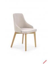 Znakomite krzesło GALIO jasny beż w sklepie Dedekor.pl