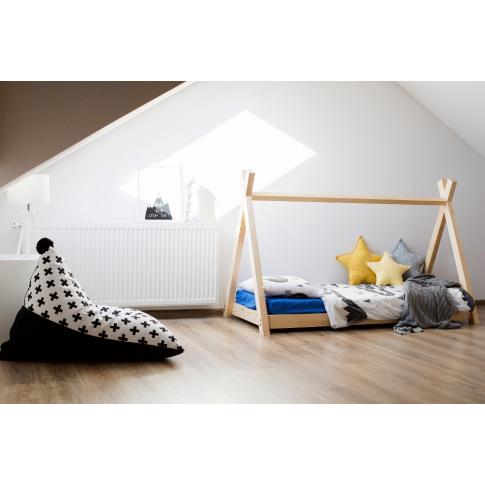 Łóżko dla dzieci Tipi w sklepie Dedekor.pl