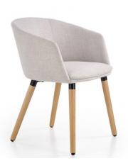Wygodne krzesło Malta jasny szary w sklepie Dedekor.pl