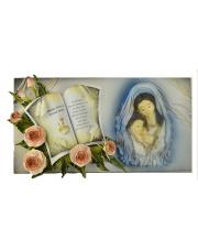 Matka Boska na Komunię, Ślub, Rocznicę niebieska
