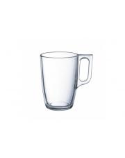 Szklany kubek Nuevo 320 ml w sklepie Dedekor.pl