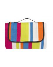 Koc piknikowy  mata kolorowa 120x150 cm w sklepie Dedekor.pl