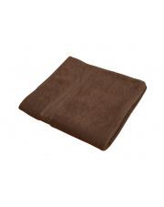 Brązowy ręcznik kąpielowy 70x130 cm w sklepie Dedekor.pl