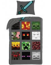Komplet pościeli dla gracza Minecraft  w sklepie Dedekor.pl
