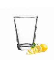 Gładka szklanka do drinków soków 250 ml w sklepie Dedekor.pl