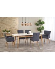 Stół z blatem ceramicznym - Dakota w sklepie Dedekor.pl