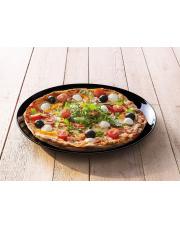 Talerz Pizza Friends Time czarny 32 cm LUMINARC w sklepie Dedekor.pl