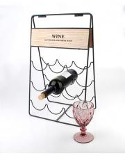 Gustowny stojak na wino PAUL