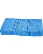 Ręczniki Bawełniane Felis Niebieski 70x140 w sklepie Dedekor.pl