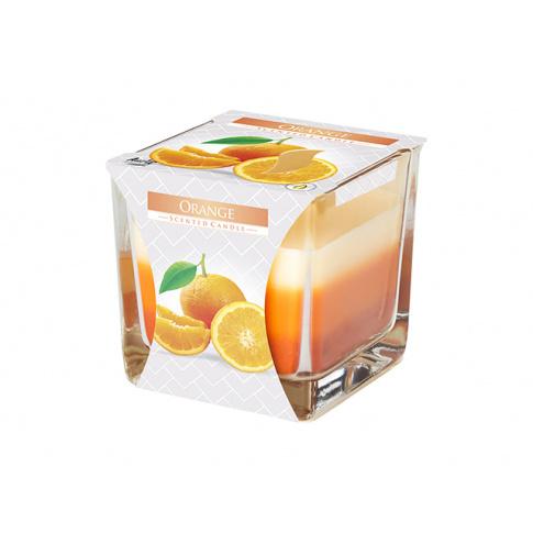 Świeczka zapachowa pomarańcz w sklepie Dedekor.pl