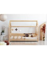 Łóżko dla dzieci domek Mia  w sklepie Dedekor.pl