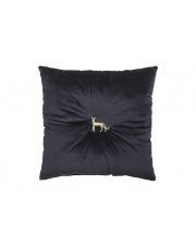Poduszka dekoracyjna CHIC czarna