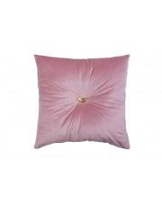 Poduszka dekoracyjna CHIC różowa w sklepie Dedekor.pl