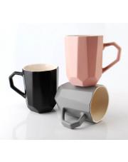 Ceramiczny kubek GEO - 3 kolory w sklepie Dedekor.pl