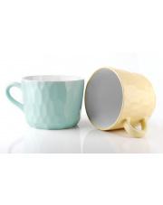 Ceramiczny kubek miętowy w sklepie Dedekor.pl