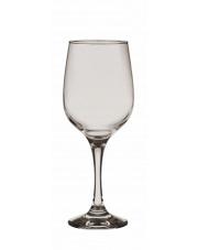 Szary dymiony kieliszek do wina 300 ml w sklepie Dedekor.pl