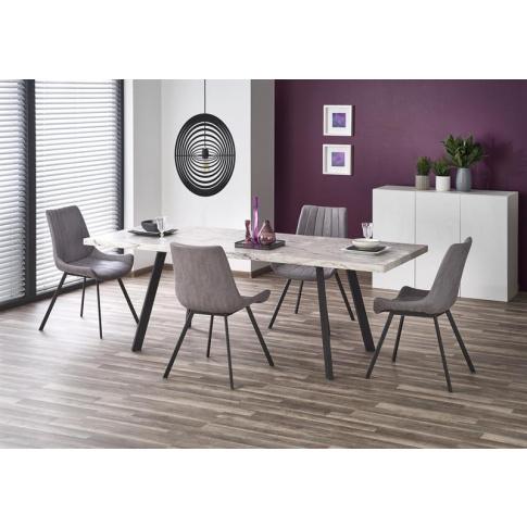 Elegancki stół Marmur w sklepie Dedekor.pl