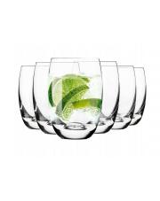 Kuliste szklanki do drinków Gema Krosno