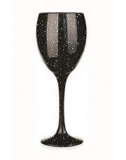 Elegancki kieliszek do wina BLACK GALAXY 300 ml w sklepie Dedekor.pl