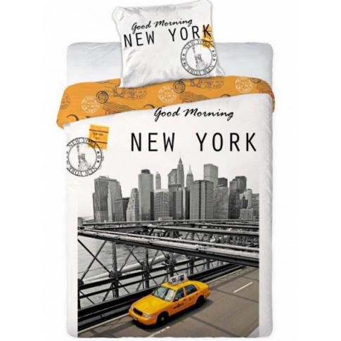 Pościel bawełniana New York w sklepie Dedekor.pl