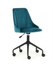 Obrotowy fotel design młodzieżowy do biurka w sklepie Dedekor.pl