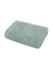 Ręcznik bawełniany ALSTEN zielony 50x90 w sklepie Dedekor.pl