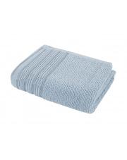 Ręcznik bawełniany ALSTEN niebieski 50x90 w sklepie Dedekor.pl