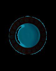 Zestaw 2 sztuk talerz Sirocco 22,5 cm Luminarc głęboki OUTLET