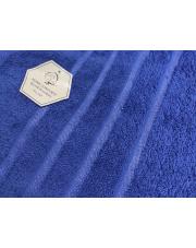 Ręcznik Bawełna niebieski 70x140 w sklepie Dedekor.pl