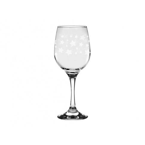 kieliszek w gwiazdki do wina 300 ml w sklepie Dedekor.pl