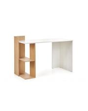 Funkcjonalne biurko z półkami  w sklepie Dedekor.pl