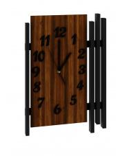 Drewniany zegar ścienny Primo