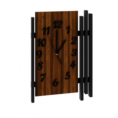 Drewniany zegar ścienny Primo w sklepie Dedekor.pl