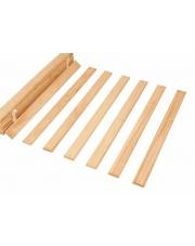Drewniany stelaż do łóżka