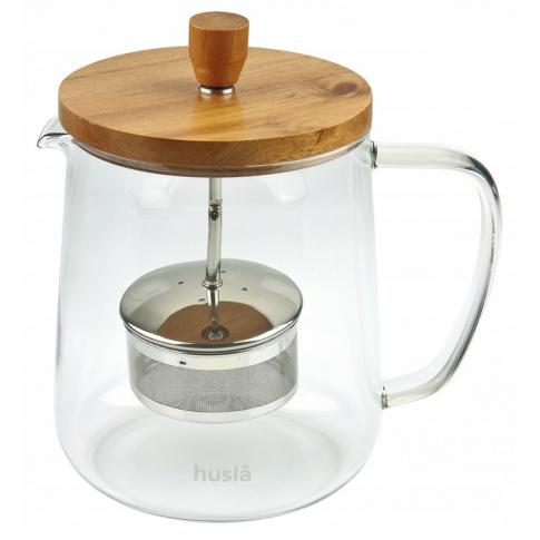 Zaparzacz 1.0 L Do Herbaty Kawy I Ziół HUSLA w sklepie Dedekor.pl