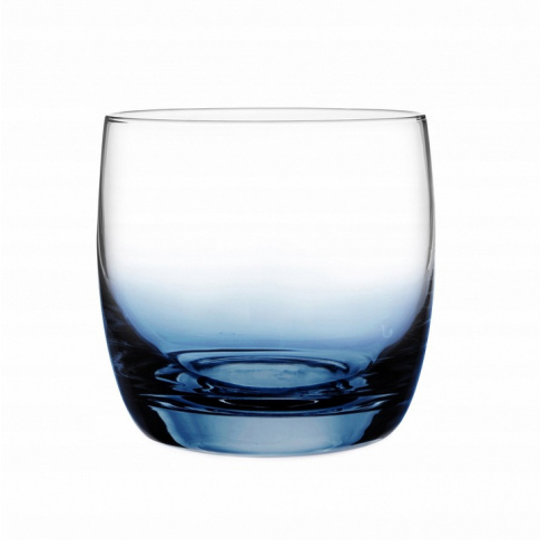 Szklanka szklanki Niska 260ml Ombre Granat w sklepie Dedekor.pl