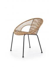 Krzesło BARI rattanowe