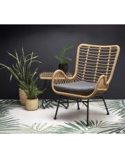 Fotel ogrodowy IKARO