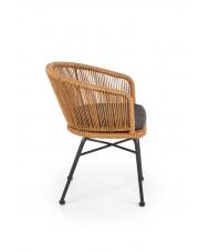 Krzesło rattan  w sklepie Dedekor.pl
