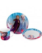 Zestaw Porcelanowy Frozen II w sklepie Dedekor.pl