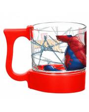 Szklanka z Uchwytem Spider-Man 280 ml w sklepie Dedekor.pl