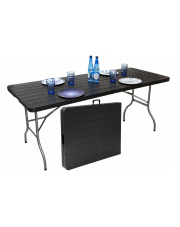 Stół cateringowy składany 180cm