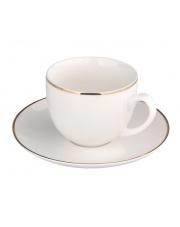 Serwis Kawowy porcelana Bella