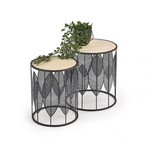Komplet stolików  w sklepie Dedekor.pl