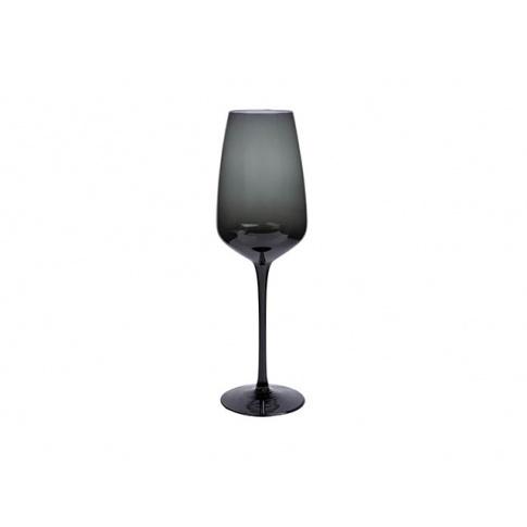 Kieliszek do wina czarny 310ml  w sklepie Dedekor.pl