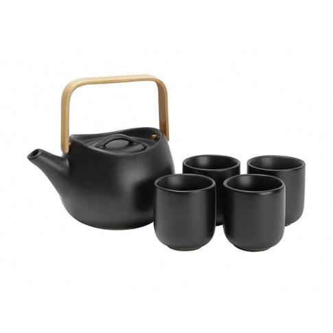 Zestaw do herbaty z kubkami w sklepie Dedekor.pl